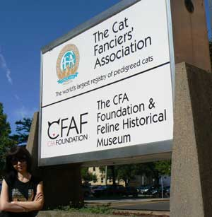 CFA CO Sign